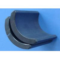Wholesale Powerful Sintered Ferrite Magnet , Ferrite Arc Magnet for Motors from china suppliers