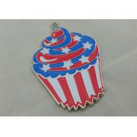Wholesale Zinc Alloy Engraving Carnival Medalby Antique Nickel Plating With Color Clown Logo from china suppliers
