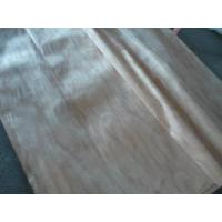 Quality Red Hardwood Veneer for Plywood Face for sale