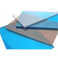 Wholesale Impact Resistance Solid Polycarbonate Panels Sun Roof for Greenhouse from china suppliers