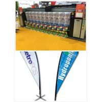 Wholesale EPSON Head Media Digital Fabric Printing Machine Sublimation For Flag Banner from china suppliers