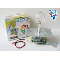 Wholesale Illuminated Joystick  Game Machine Parts Crystal Bobble Top Ball Microswitch from china suppliers