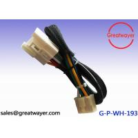 Wholesale UL1015 16AWG 600V / Custom Wire Harness / 12 Pin PET Mash 96 Braid from china suppliers
