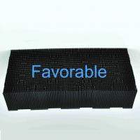Wholesale Black Rectangular Nylon Bristles Suitable For M88 MP9 MH Auto Cutter Machine from china suppliers