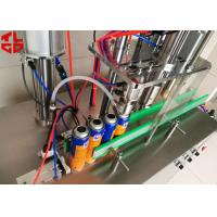 Wholesale 1.2CBM Aerosol Paint Filling Machine / Aerosol Filling Equipment from china suppliers
