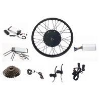 Wholesale Luxurious 1000w Electric Bike Kit E Bike Conversion Kit 530 rpm/min from china suppliers