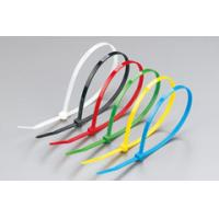 Wholesale 100PCS/Lot Self -locking colorful 100*2.5mm nylon6 cable zip ties with diffrent length ,CE ,UL94V-2 from china suppliers