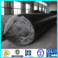Wholesale Dia.0.8~2.0M ship launching rubber air-bags, marine airbags for ship salvage, heavy lifting, ship launching from china suppliers