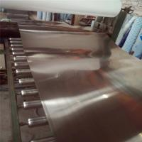 Wholesale AISI 201 SHEETS stainless steel FINISH 2B/NO.4 + PVC 7C Micron from china suppliers