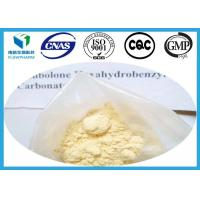 Wholesale Hormonal High Purity CAS 23454-33-3 Trenbolone Hexahydrobenzylcarbonat For Men from china suppliers
