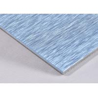 Wholesale Anti-Static Brushed Aluminum Composite Panel With 3mm Aluminium Sheet from china suppliers