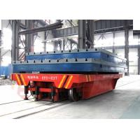Wholesale Conductor rail 4 wheels heavy load boiler factory rail transporters from china suppliers