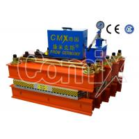 Quality Rubber Conveyor Belt Splicing Hydraulic Vulcanizing Machine Small Volume For Material Cement for sale