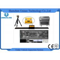 Wholesale Waterproof Moveable Type Under Vehicle Inspection System 1920 * 1080P Resolution from china suppliers