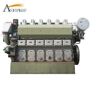 Wholesale 8N330-SN/3163KW Yanmar Marine Diesel Engine from china suppliers