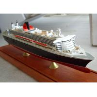 Quality Queen marry2 Cruise Ship Model Stimulation Technological for sale