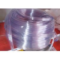Wholesale Clear Vacuum Double Pulse PVC Milk Hose For Cow Milking Machine , 8x14mmx2 from china suppliers