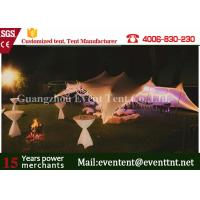 Wholesale Aluminum Profile Metal Frame Freeform Stretch Tent Waterproof Transparent from china suppliers