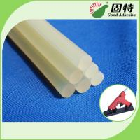 Wholesale Light White Transparent Semi-Transparent Hot Melt Glue Stick EVA Hot Melt Adhesive Stick For Bonding Paper And craftwook from china suppliers