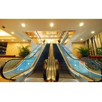 Wholesale Automatic Escalator System Speed  0.5m/S - 0.65m/S , Shopping Cart Escalator from china suppliers