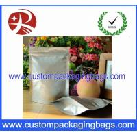 Wholesale Snacks Stand Up zipper lock Bag Round Corners And Circle Hole from china suppliers