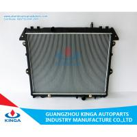 Wholesale Motorcycle Parts Car Cooling Radiator Silver Racing Radiator Hilux Innova ' 04 Diesel AT from china suppliers