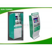 Wholesale Lobby Type Self Service Check In Kiosk Network Interface Easy Maintenance from china suppliers