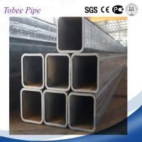 Quality Tobee ® MS Q235 Q345B hollow section 50x50 square steel tubing for sale