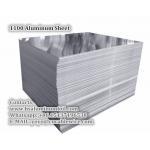 China 1100 Aluminum Sheet for sale
