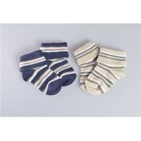 Wholesale Anti Bacterial Knitted Colorful Cotton Baby Socks With Odor Resistant Material from china suppliers