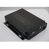Wholesale 3G GPS 4 Channel Mobile DVR Network Video Recorder , Mobile Car DVR from china suppliers