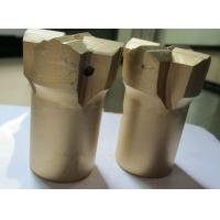 Wholesale Threaded R32 Cross High Speed Drill Bits Tungsten Carbide Sheet 41 mm - 64mm from china suppliers