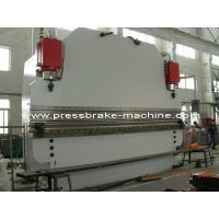 Wholesale Plate Processing CNC Hydraulic Press Brake  600 T Pressure CE Certified from china suppliers