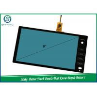 Wholesale 9'' IIC PCT / PCAP Projected Capacitive Touch Panel COF Type For Navigation Device from china suppliers