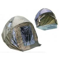 Wholesale Dome overwrap Waterproof Carp Fishing Tent With ground pegs & PE groundsheet from china suppliers