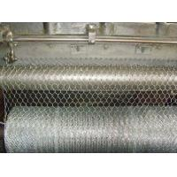 "Wholesale 3/4"" , 1"" Galvanized Chicken Netting Hexagonal Wire Mesh For Pig , Garden Fencing from china suppliers"