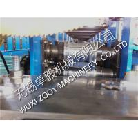 Wholesale Industrial Color Steel auto Shutter Door Roll Forming Machine with 10 Station from china suppliers