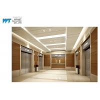 Wholesale VVVF Group Control Hospital Bed Elevator Max 8 Units Control Rate Speed 1.0-2.5M/S from china suppliers