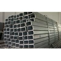 Wholesale Hollow Section Welded Galvanized Steel Rectangular Tube For Building Materials from china suppliers