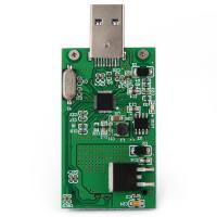 Wholesale SA -167 Electronic Circuit Board Assembly Mini PCI-E mSATA to USB 3.0 External SSD PCBA Conveter Card from china suppliers