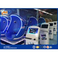 Wholesale Interactive Cabin 2 Seats VR Simulator 122 Games With 4 Special Effects Real Experience from china suppliers