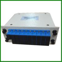 Wholesale SM Splitter 1*18 Ports Tree Type OME Plug Metal Box For FTTX Project from china suppliers