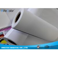 Wholesale PP Indoor Advertising Waterproof Synthetic Paper For Inkjet Printers from china suppliers