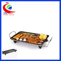 Wholesale Barbecue Camping Teppanyaki Grill Cooktop With Flat Griddle Pan 1700W from china suppliers