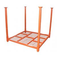 Wholesale Warehouse Stackable Rack Stacking Frame Pallet Rack from china suppliers