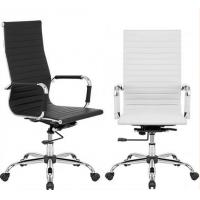 Wholesale Ergonomic Office Furniture Chairs , Boss High Back Executive Chair OEM Accept from china suppliers