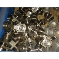 Wholesale Metal CNC Precision Turned Parts Of Polishing / Plating Precise Machined Parts from china suppliers