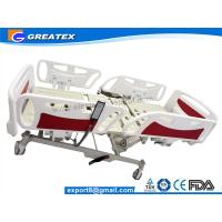 Wholesale 7 Function Electric Hospital Bed Using Nursing ICU CPR X - Ray Bed (GT-BE5026) from china suppliers