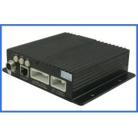 Wholesale H.264 Digital Video Recorder vehicle DVR 4channel linux system shockproof design from china suppliers