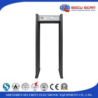 Wholesale AT IIIA security check Walk Through metal detector scanner at school from china suppliers